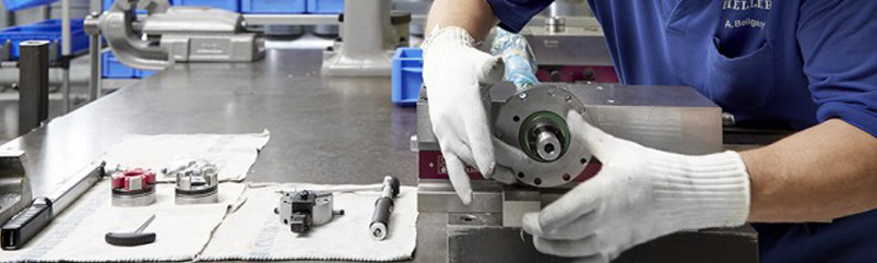 HELLER Component Repair Centre EUROPE