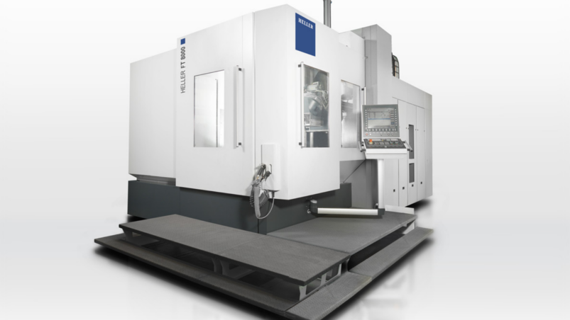 5-axis machining center FT 8000