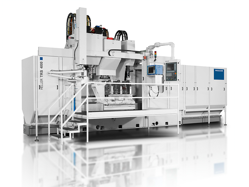 Transfer system HELLER TRS 4000 providing exceptionally high productivity